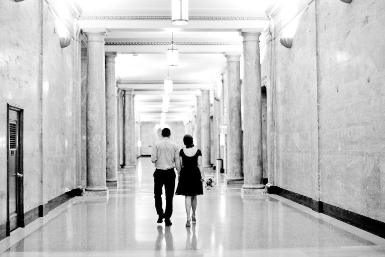 denver courthouse elopement photographer