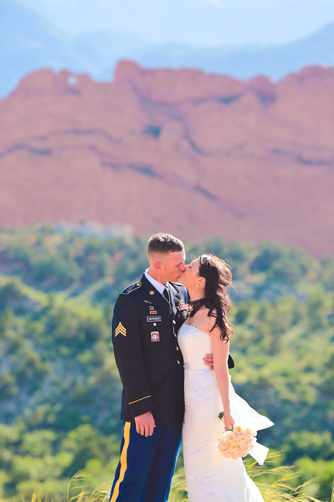 colorado springs military elopement