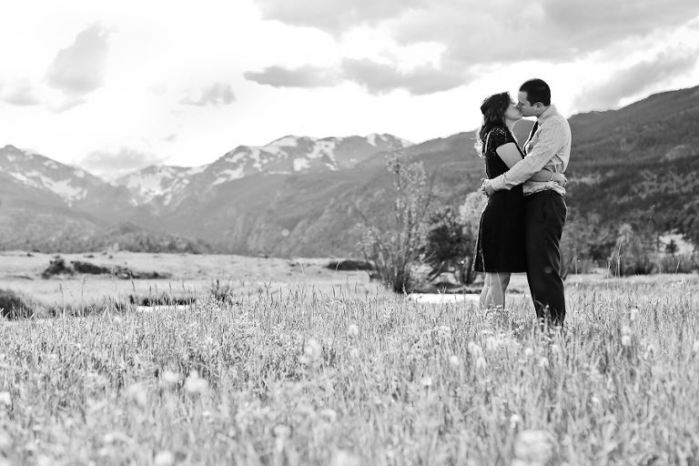 eloping in rocky mountain national park