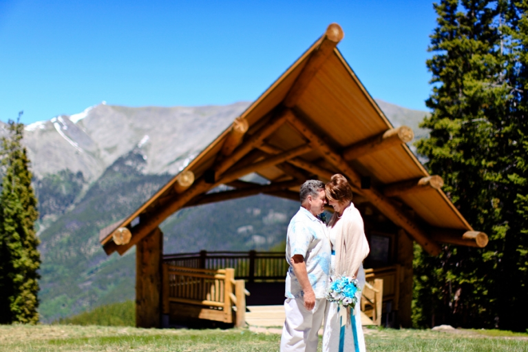 copper mountain elopement