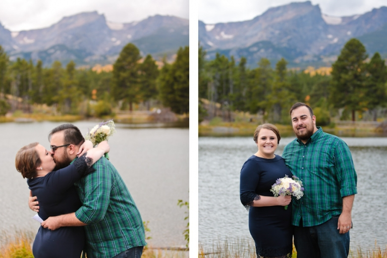 sprague lake elopement location