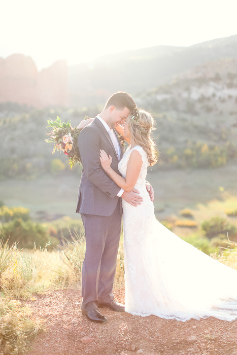 Eloping At Garden Of The Gods